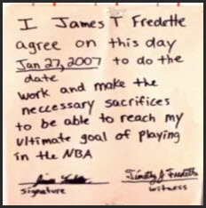 Jimmer Fredette Contract